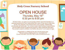 Flyers For Ministerial School Open House Archives Hashtag Bg