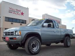 1993 NISSAN King Cab 4x4 Truck @ $3,295 | You Sell Auto