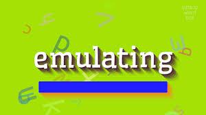 Image result for emulating word