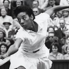 Althea Gibson's role in transit of Venus | Tennis | The Guardian