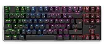 Компактная <b>клавиатура Sharkoon PureWriter</b> TKL RGB получила ...