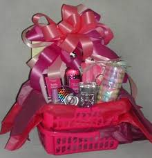 bath and body works gift basket ideas cute gift basket idea for a girly girl or make it blue for a tom