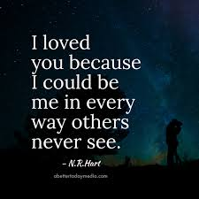 Loving You Quotes Mesmerizing 48 Beautiful NR Hart Love Quotes With Images