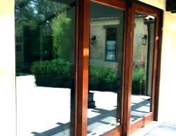 replace sliding glass door with french door install sliding glass door installing french doors cost how