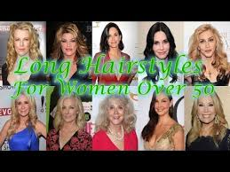Long Hairstyles For Women Over 50 23 Awesome 24 Long Hairstyles And Haircuts For Older Women Over 24 YouTube