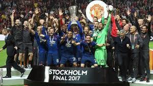 Ibrahimovic gets man utd reunion as red devils face milan. Europa League Draw Man Utd V Club Bruges Arsenal V Olympiakos Wolves V Espanyol Bbc Sport