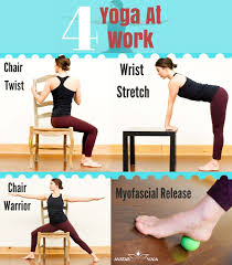 meditation office. To Beat Office Fatigue And Stagnation, Add These Four Yoga At Work Poses Meditation
