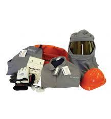 Salisbury Arc Flash Coveralls Kit Hrc2 Skca8 Lightshine Llc