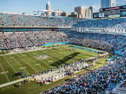 Carolina Panthers Upper Premium Panthersseatingchart Com