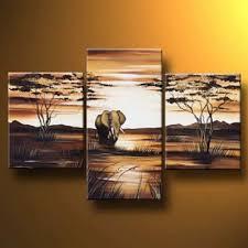savannah in sepia i modern canvas art wall decor landscape oil painting wall art on sepia canvas wall art with savannah in sepia i modern canvas art wall decor landscape oil