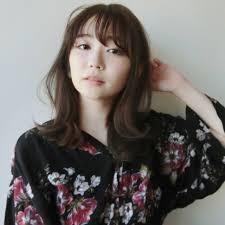 アンニュイ ベージュ ロング ナチュラルbeauty Tune Shiseido 尾花