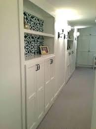 basement cabinets ideas. Built In Cabinet Ideas Hallway Cabinets Basement