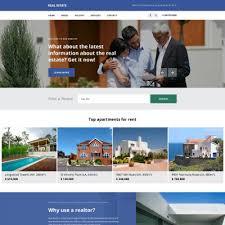 Real Estate Website Templates New 28 Best Real Estate Agency Website Templates