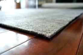 memory foam rug pad memory foam carpet pad memory foam carpet padding s vinyl non slip