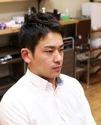 キムタクの髪形にしてくれと言われたら 茨城県北茨城市の男性