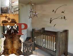 rustic gray wood baby crib baby nursery nursery furniture