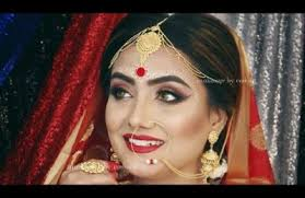 bengali bridal makeup tutorial step by step h d airbrush makeover by reshmi