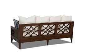 Trisha Yearwood Georgia Rain Sofa Back at Garden City Furniture