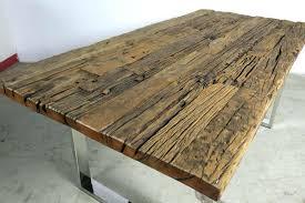Designer Tisch Holz Free Good Interessant Schne Dekoration Designer