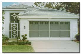 screened in garage doorDoor Depot  Aluminum Garage Door Screens