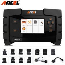 <b>Ancel FX6000 OBD2</b> Scanner <b>Professional</b> Car Diagnostic Tool Full ...