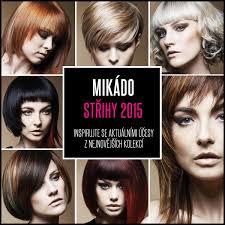 Mikádo Nové Střihy Barvy A Melíry Pro Novou Sezónu 2015 Vlasy