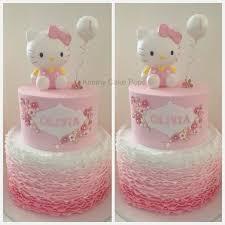 Goldilocks Cakes Hello Kitty Design Birthdaycakeformomgq