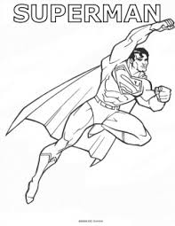 Small Picture Superman Fly Away Superman Coloring Pages Free Printable Ideas