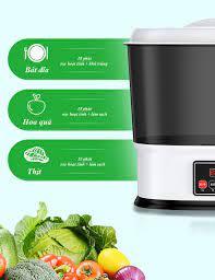 Máy rửa rau quả - Máy sục ozone rửa rau quả - Máy rửa rau quả - Máy rửa rau  chất lượng cao khử độc, khủ trùng , khử thuốc sâu và