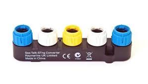 raymarine seatalk ng networking seatalk to seatalk ng converter raymarine