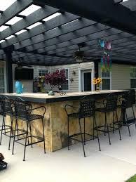 outdoor bar stools outdoor swivel bar stools with backs