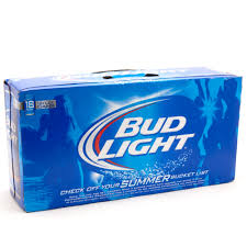 How Much Is A 18 Pack Of Bud Light Bud Light 18 Pack Cans Case