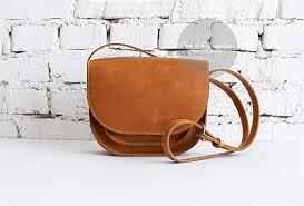 com yellow saddle bag women leather bag mini shoulder bag vintage leather bag women cross leather handbag purse small cross bag handmade
