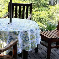 beach table cloth table cloth polyester round outdoor zipper tablecloth waterproof mesa round garn picnic beach