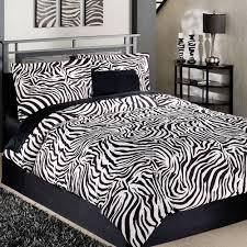 red zebra print bedding photo 19