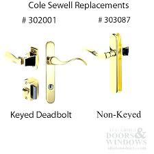 pella storm door hardware door locks assembly mount storm door handle with locking lever storm door