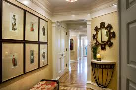 Image of: wall art for entryway