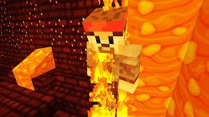Castor The Fire Breathing Chicken Shaman Aphmau Lighting Aphmau