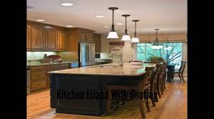 Kitchen Island Table Kitchen Island With Seating Kitchen Island Table Youtube
