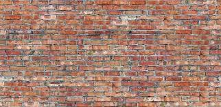 brick wall texture red brick wall texture seamless pattern old red brick wall texture stock