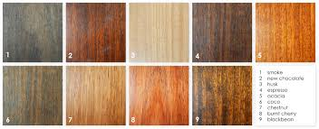 colors of wood furniture. Captivating Wood Furniture Colors Chart With Outdoor Timber Stain Colours Paint Colour Of