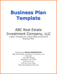 Business Proposal Apa Format New Template Sample Plan Pics