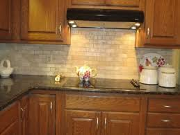 elegant backsplash for black granite kitchen idea like simplicity our home countertop and white cabinet
