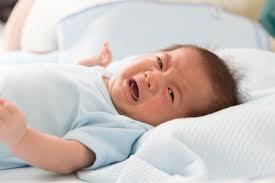 Magen-Darm, gripp bei 6 Monate altem, baby