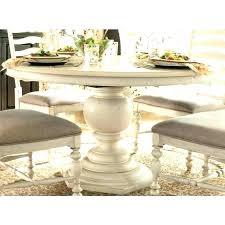 glamorous white pedestal dining table white round pedestal dining table best ideas on elegant white high