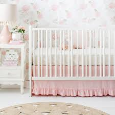 girl baby bedding sets blush new