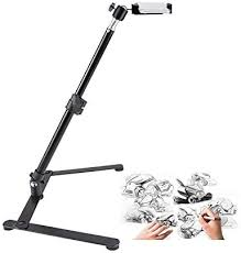 Calligraphy <b>Video</b> Stand,Table Top <b>Phone Mount</b> for: Amazon.co.uk ...