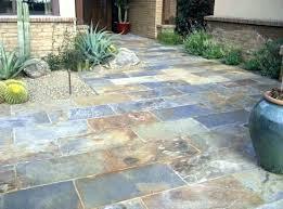 patio flooring tile floor slate tiles best outdoor a for traditional interlocking porch floorin