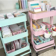 ikea furniture colors. If You Spray Paint Your Carts Into Pastel Mint And Pink Colors You\u0027ll Ikea Furniture