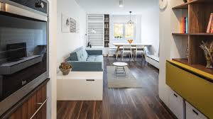 Small One Bedroom Apartment Designs Light And Charming Decor In A Compact 1 Bedroom Apartment